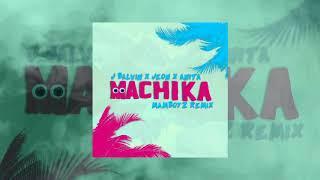J.Balvin, Jeon, Anitta - Machika [Mamboyz Remix]🌴🌊