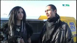 03.09.2009 VIVA Live! Tokio Hotel Bill und Tom Interview Automatisch