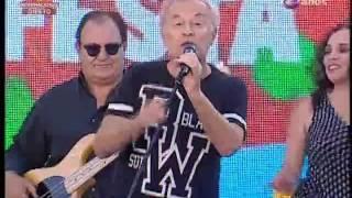 """Cantor JOSÉ REZA """"Não há papel"""" em Odivelas (Portugal em Festa SIC) Contacto Para Shows"""