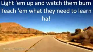 Kerosene- Miranda Lambert With Lyrics