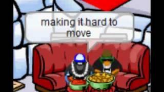Club penguin Madcon Liar (CPMV Lyrics)