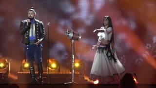 Eurovision Song Contest 2017  Joci Pápai / Origo /  Hungary   Second Rehearsal