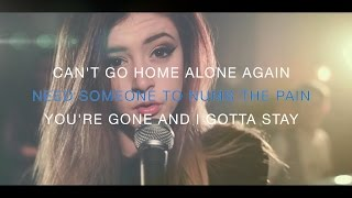 Habits (Stay High) Tove Lo Official Karaoke Version| Lyric Video