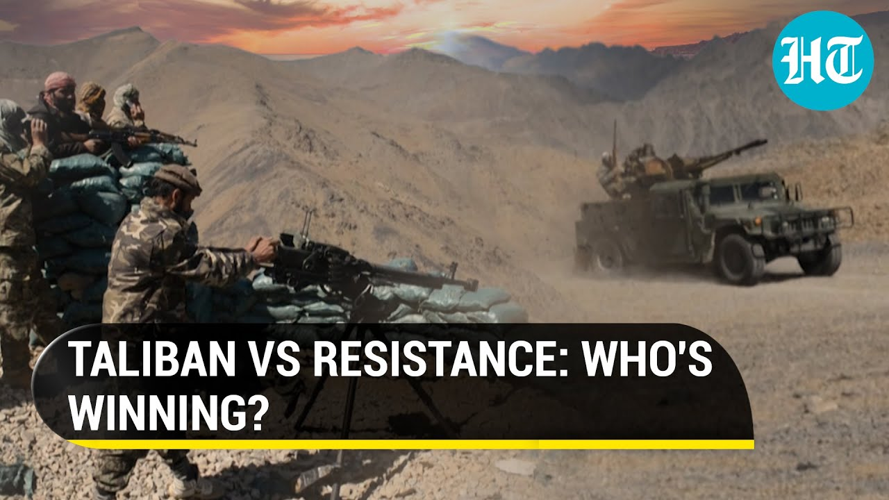 Taliban Versus Panjshir Resistance Day 2; Food, Fuel Supply stopped for Andarab, says Saleh