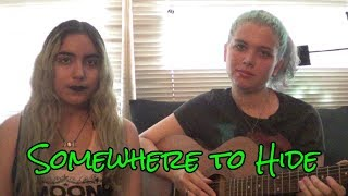 Somewhere to Hide - Shiny Toy Guns cover