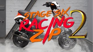 Stage6 Racing Zip Teil 2! Ab auf den Prüfstand!