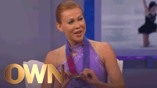 Oksana Baiul's Grand Entrance | The Rosie Show | Oprah Winfrey Network