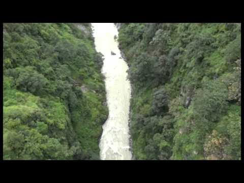 Christina's Canyon Swing in Nepal