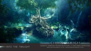 Into The Twilight - Chris Haigh (Uplifting Emotional Fantasy Relaxation Music)