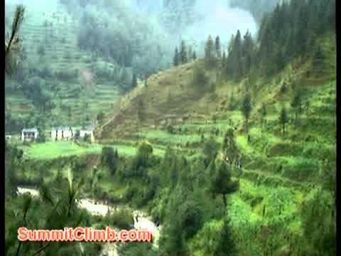 Scenes from a Nepal Service Trek IV