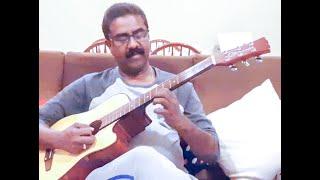 Jeevamshamayi Guitar  Theevandi Song