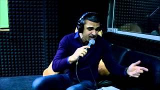 """Aurelian Temisan canta """"Cai Verzi pe Pereti"""" live la Radio ZU"""