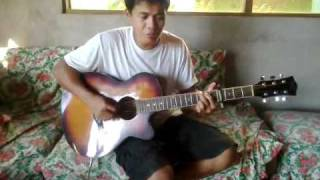 While I'm Waiting - By:Arnel (Guitar Cover)