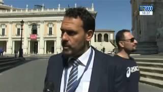 """Il Presidente del Consiglio Paolo Gentiloni:""""Famiglia, pilastro della Repubblica""""."""