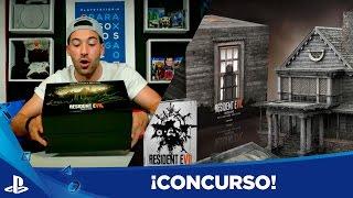 Edición Coleccionista de Resident Evil VII: Biohazard | UNBOXING y CONCURSO