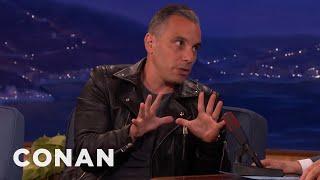 Sebastian Maniscalco On Being A New Father  - CONAN on TBS