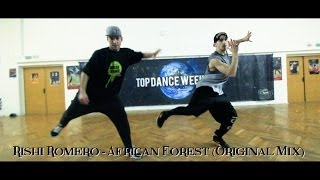 Rishi Romero - African Forest (Original Mix) I Maniek I Poland Top Dance Weekend