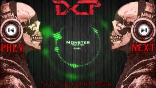♫ ★ Non Copyrighted Music! - Meg & Dia - Monster (DotEXE Remix) (Dubstep)