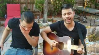 Felices Los 4 acoustic - maluma (cover) - solo 2