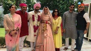 नेहा धूपिया ने रचाई गुपचुप शादी, शादी में शामिल हुए ये क्रिकेटर... | Cricketers At Neha Wedding