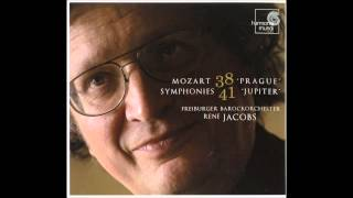 Mozart - Symphony No. 41; III. Menuetto. Allegretto - Trio - Jocab, Freiburg