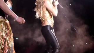 Shakira Sale el Sol Tour Rotterdam