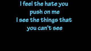 12 Stones-Back Up(Lyrics)