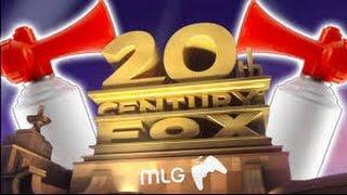 MLG 20th Century Fox intro