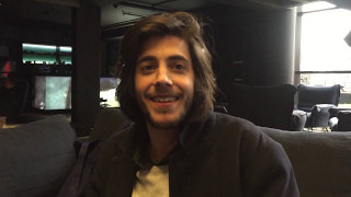 Salvador Sobral saluda a Descubriendo Eurovision