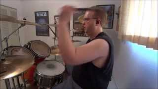 Under The Covers - Motorhead - Line In The Sand DRUM COVER / The Drum Show