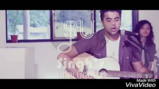 Enna Sona Ft.Arijit Singh |Sajna Aa Bhi Jaa- (Unpluggedp)