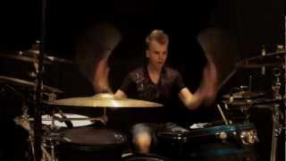 Linkin Park - IN MY REMAINS - Drum Cover - Brooks