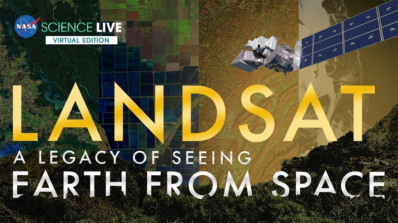NASA Science Landsat  A Legacy of Seeing Earth from Space
