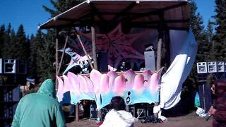 Whiptongue Live (Looney Moon Rec.) @ Transylvania Calling - Romenia - August 2011