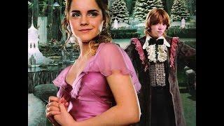 Niema nas- Hermione i Ron