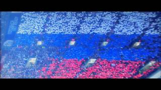 ГИМН РОССИИ (Россия - Германия 2009) | National Anthem of Russian Federation (Russia - Germany 2009)