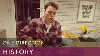 One Direction - History - Cover