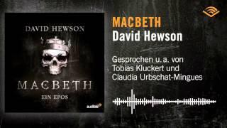 Hörprobe: Macbeth - Ein Hörspiel Epos