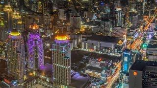 Bangkok: View from Baiyoke Sky Tower Thailand