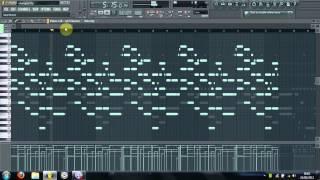 Tupac - Changes Instrumental (FL STUDIO TUTORIAL AND FLP DOWNLOAD)