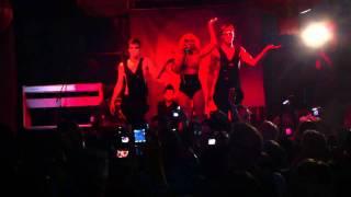 Lady Gaga - Born This Way LIVE at M1NT - Club, Shanghai