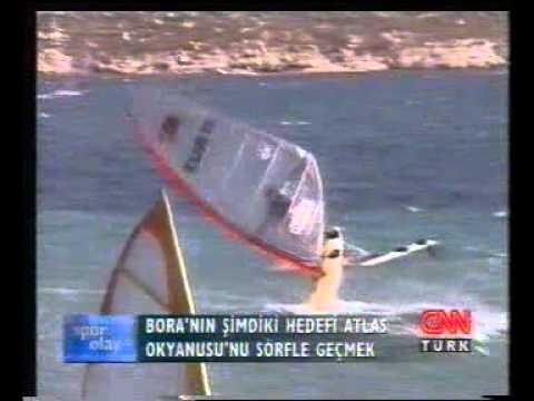 Bora Kozanoğlu - TRT INT - CNN - Deniz Magazin Kısım 1