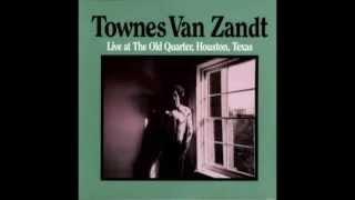 Townes Van Zandt ~ Rex's Blues