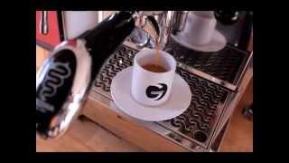 Grade1° Perfect Shot Espresso with Bezzera Magica S MN