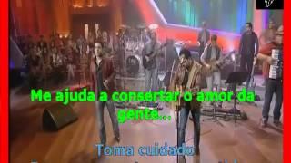VIDEO KARAOKE ZEZÉ DE CAMARGO E LUCIANO TOMA JUIZO ;;,