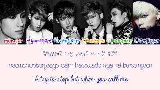 Boyfriend - WITCH {Color coded lyrics Han Rom Eng}