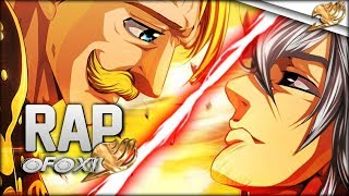 Rap do Escanor VS. Estarossa (Nanatsu no Taizai) - OFOXI & WLO