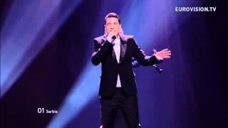 Željko Joksimović - Nije Ljubav Stvar - Live - 2012 Eurovision Song Contest Semi Final 2