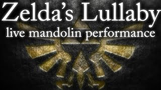 Zelda's Lullaby ► Live MANDOLIN Performance by MandoPony