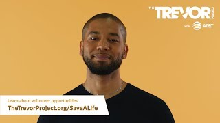 Save A Life With The Trevor Project